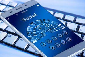 Téléphone Mobile, Smartphone, Clavier, App, Internet