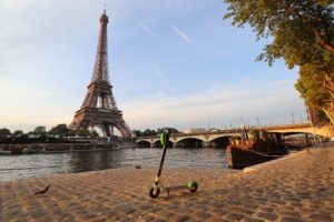 Paris, France, Paysage, Rivière Seine, Péniche, Quai